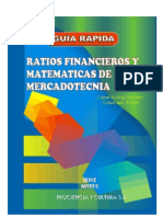 Guzman, Cesar - Ratios Financieros y Matematicas de Lamer