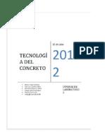 Tecnologia Del Concreto(Leer)