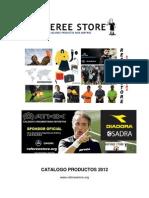 CATALOGO_PRODUCTOS_2012 REFEREE STORE.pdf