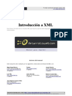 Manual Introduccion a XML