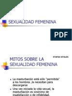 Mitos Sobre La Sexualidad Femenina