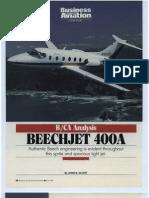 B&CA Beechjet 400
