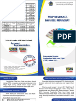 Leaflet Penyesuaian PTKP 2013
