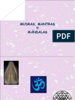 Mudrasmantras y Mandalas 85diapos.