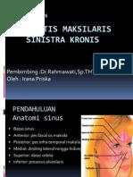 REf Kasus Sinusitis Maxillaris Done