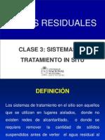 Clase 4 Sistemas de Tratamiento in Situ