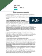 Actividad - Orígenes de la lengua española -