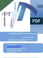 El constructivismo en la educación 02