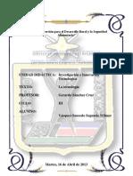 La Tecnología-Trabajo de Investigación-IIIC
