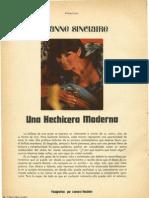 Suzanne Sinclaire. Caballero Junio 1966.