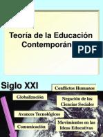 TENDENCIAS DE LA EDUCACIÓN