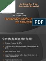 Caract de Proyecto Dicatico