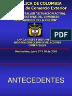 COLOMBIA - presentación power point