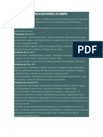 Cálculo de pendientes en porcentaje y en angulos