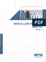 Vol. 12-High & Low Voltage Switch