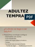 Adultez Temprana