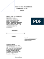 Certiorari Ibohhmpeachment
