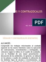 Clase 3 - Zocalos y Contrazocalos