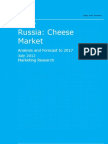 Russia Cheese Market