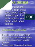Angka Indeks