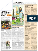 Tara Deshpande - Book Review by Mid - Day Mumbai - 18th May 2013