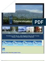 PIA Calabarzon 3 PR May 22 , 2013, Dispatch for May 23 , 2013 Thursday, Photonews , 11 Weather Watch, 4 OFW Watch ,15 Online News
