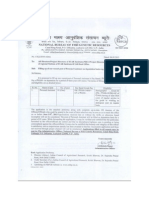 Application Form for the Post of Personal Assistant