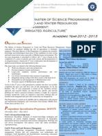 L&W 12-13 Information Sheet