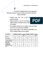 Delong Holdings - FY2008 Results Press Release