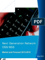 NGN OSS/BSS 2013-2018