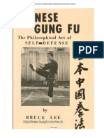 Bruce Lee Chinese Gung Fu