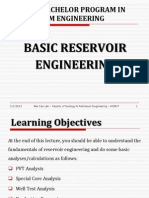 Basic Reservoir Engineering - Mai Cao Lan