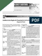 Analisis de Las Reglas de Presentacion de Los Eeff 2a Parte