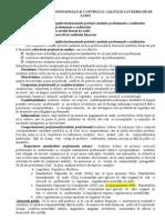 TEMA 3. Etica Profesional__ Si Controlul Calita__ii Lucr__rilor de Audit