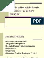 Curs Istoria Psihologiei 22.02.2011