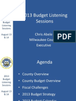 2013 Budget Power Point1
