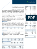 Market Outlook, 23-05-13