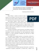 Análise semântica e histórica da canção O Quereres de Caetano Veloso sob a visão de Greimas e Pottier