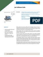 Signalizing Analyzer Software Suite