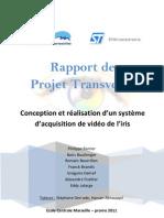 Rapport Pt Iris