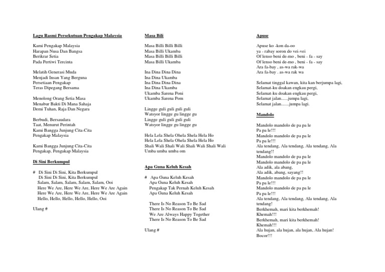 Teks lagu keno godho / Golden moon hotel & casino choctaw ms