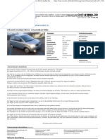 AUDI A2 1.2 TDI Eco Sparwunder in hellblau-met in Zürich kaufen bei auto.ricardo.ch