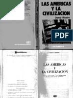 Darcy Ribeiro-Las Americas y La Civilizacion