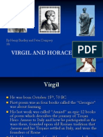 Virgil and Horace