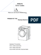 Ipso Washer Troubleshooting