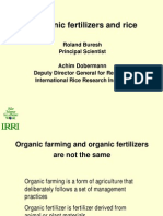 INM Rice (Organic Fert.)