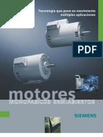 Motores Monofasicos Siemens