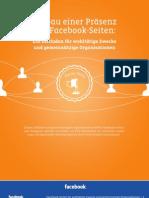 Facebook Pages & Instagram Guide für NGOs