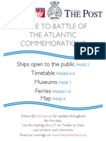 Battle of the Atlantic pocket guide
