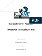 TelOne MM Addendum